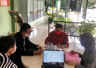 Dalam Rangka Dies Natalis FH UPNVJ yang Ke – 21, Fakultas Hukum UPN Veteran Jakarta Lewat Lembaga Konsultasi dan Bantuan Hukum (LKBH) Mengadakan Konsultasi Hukum Gratis (4)