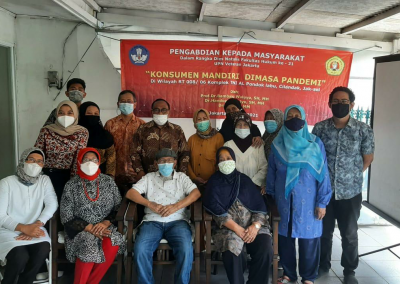 Dalam Rangka Dies Natalis FH UPNVJ yang Ke – 21, Fakultas Hukum UPN Veteran Jakarta Lewat Lembaga Konsultasi dan Bantuan Hukum (LKBH) Mengadakan Konsultasi Hukum Gratis