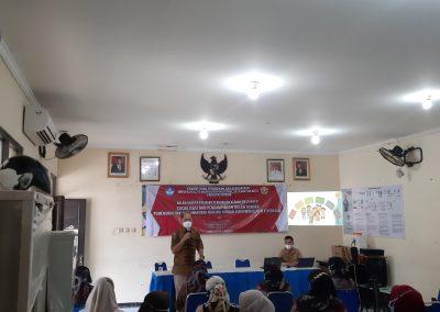 Fakultas Hukum mengadakan Pengabdian kepada Masyarakat (Abdimas) – Penanggulangan Kebencanaan di Kelurahan Pangkalan Jati, Depok, Jawa Barat. (2)