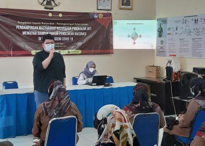 Fakultas Hukum mengadakan Pengabdian kepada Masyarakat (Abdimas) – Penanggulangan Kebencanaan di Kelurahan Pangkalan Jati, Depok, Jawa Barat. (6)