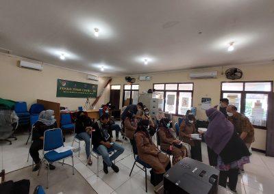 Fakultas Hukum mengadakan Pengabdian kepada Masyarakat (Abdimas) – Penanggulangan Kebencanaan di Kelurahan Pangkalan Jati, Depok, Jawa Barat. (9)