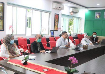 Fakultas Hukum UPN Veteran Jakarta dan Lembaga Sertifikasi Profesi Hukum Kontrak Indonesia (LSP HKI) mengadakan Audiensi (2)