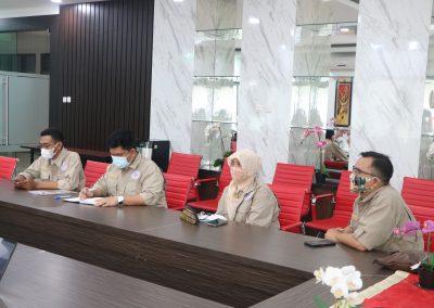 Fakultas Hukum UPN Veteran Jakarta dan Lembaga Sertifikasi Profesi Hukum Kontrak Indonesia (LSP HKI) mengadakan Audiensi (3)
