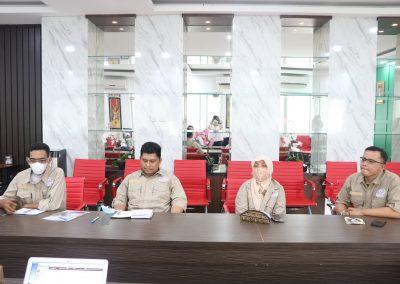 Fakultas Hukum UPN Veteran Jakarta dan Lembaga Sertifikasi Profesi Hukum Kontrak Indonesia (LSP HKI) mengadakan Audiensi (5)