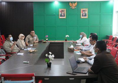 Fakultas Hukum UPN Veteran Jakarta dan Lembaga Sertifikasi Profesi Hukum Kontrak Indonesia (LSP HKI) mengadakan Audiensi (7)
