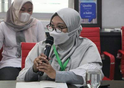Fakultas Hukum UPN Veteran Jakarta dan Lembaga Sertifikasi Profesi Hukum Kontrak Indonesia (LSP HKI) mengadakan Audiensi (8)