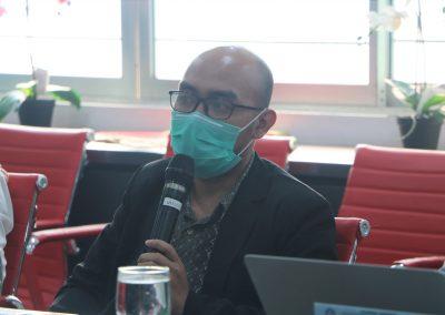 Fakultas Hukum UPN Veteran Jakarta dan Lembaga Sertifikasi Profesi Hukum Kontrak Indonesia (LSP HKI) mengadakan Audiensi (9)