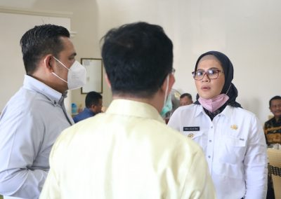 Fakultas Hukum UPN Veteran Jakarta andil dalam bagian penjajakan kerja sama kajian hukum dan rancangan peraturan daerah Indramayu