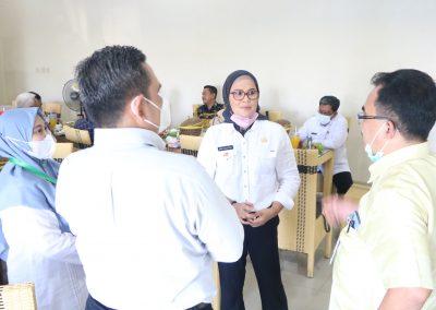 Fakultas Hukum UPN Veteran Jakarta andil dalam bagian penjajakan kerja sama kajian hukum dan rancangan peraturan daerah Indramayu (4)