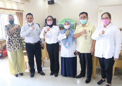 Fakultas Hukum UPN Veteran Jakarta andil dalam bagian penjajakan kerja sama kajian hukum dan rancangan peraturan daerah Indramayu (6)