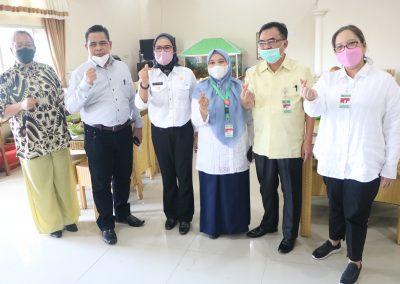 Fakultas Hukum UPN Veteran Jakarta andil dalam bagian penjajakan kerja sama kajian hukum dan rancangan peraturan daerah Indramayu (7)