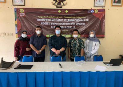 Fakultas Hukum mengadakan Pengabdian kepada Masyarakat (Abdimas) – Penanggulangan Kebencanaan di Kelurahan Pangkalan Jati, Depok, Jawa Barat. (11)