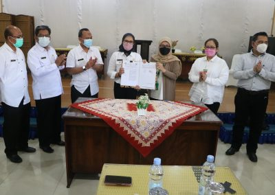 Fakultas Hukum UPN Veteran Jakarta andil dalam bagian penjajakan kerja sama kajian hukum dan rancangan peraturan daerah Indramayu (23)