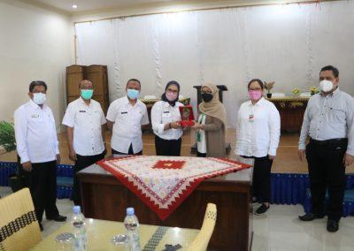 Fakultas Hukum UPN Veteran Jakarta andil dalam bagian penjajakan kerja sama kajian hukum dan rancangan peraturan daerah Indramayu (27)