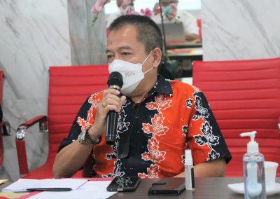Fakultas Hukum UPN Veteran Jakarta kedatangan tamu dari Puslitbang Hukum dan Peradilan Mahkamah Agung RI (2)