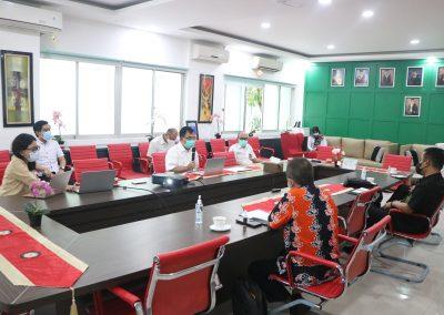 Fakultas Hukum UPN Veteran Jakarta kedatangan tamu dari Puslitbang Hukum dan Peradilan Mahkamah Agung RI (6)