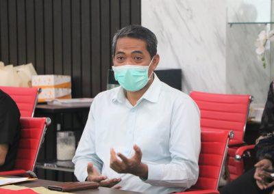 Fakultas Hukum UPN Veteran Jakarta kedatangan tamu dari Puslitbang Hukum dan Peradilan Mahkamah Agung RI (8)