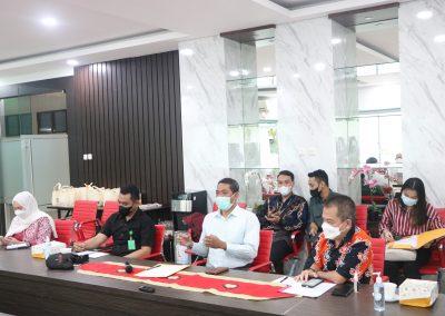 Fakultas Hukum UPN Veteran Jakarta kedatangan tamu dari Puslitbang Hukum dan Peradilan Mahkamah Agung RI (7)