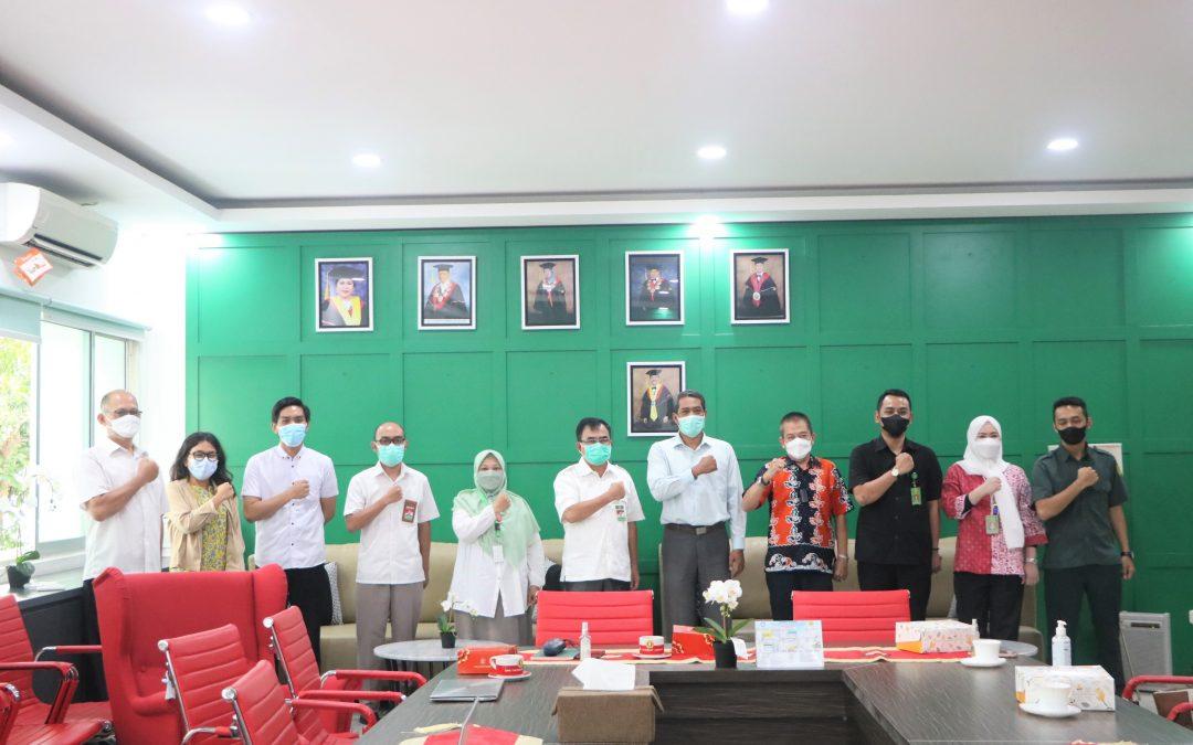 Fakultas Hukum UPN Veteran Jakarta kedatangan tamu dari Puslitbang Hukum dan Peradilan Mahkamah Agung RI (9)